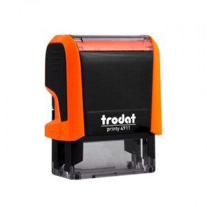 Trodat-neon-antspaudas-stamp-orange